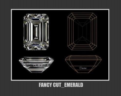 钻石的形状